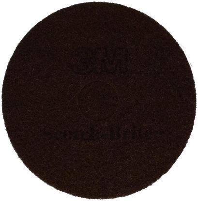 """Billede af Rondel 13"""" brun"""