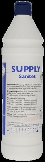 Billede af Supply sanitet 1 L. Svane