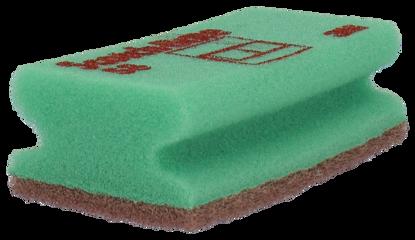 Billede af 3M svamp nylon ridsefri  grøn