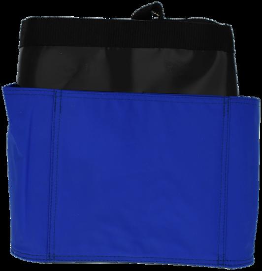Billede af Værktøjspose plast blå