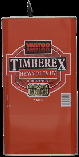 Billede af Timberex heavy duty 5 l.