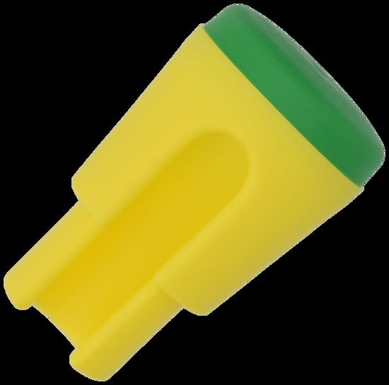 Billede af HiFlo nLite endestykke plast