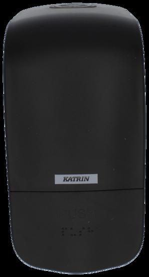 Billede af Katrin sæbedispenser 0,5L sort
