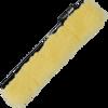 Billede af SPC stripovertræk gul  25 cm.