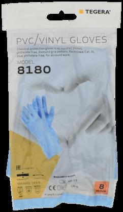 Billede af Gummihandske allergi str.S