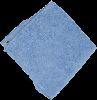 Billede af RC S. microfiberklud 40x40 blå