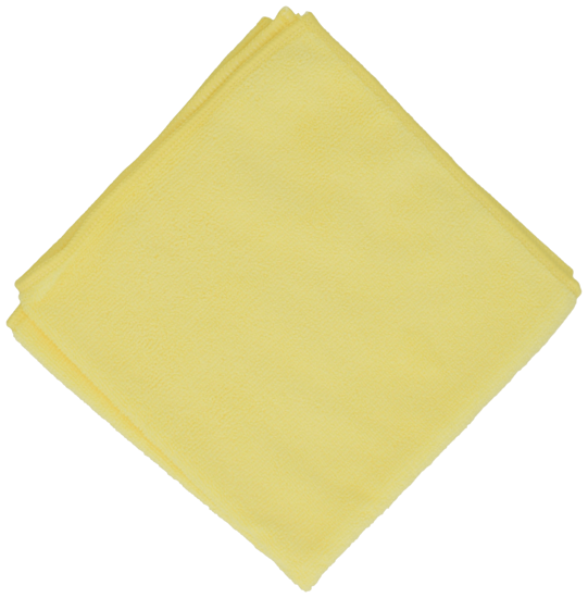 Billede af RC S. microfiberklud 40x40 gul