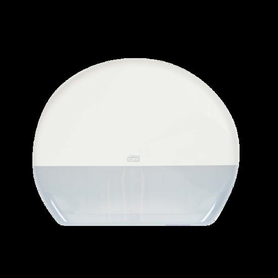 Billede af Tork toiletdisp.hvid 554000