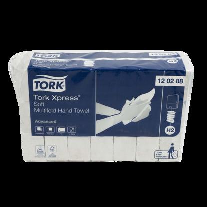 Billede af Tork Advanced H2 4-fold 120288
