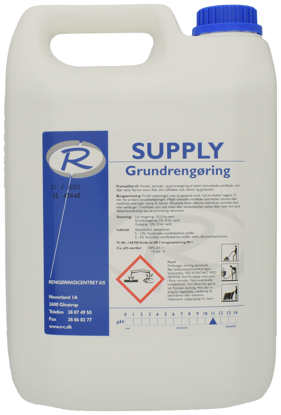 Billede af Supply grundrengøring 5 liter
